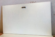 Картина на дереве: ГОСПОДЬ БОГ ЕСТЬ СОЛНЦЕ И ЩИТ /30х48/
