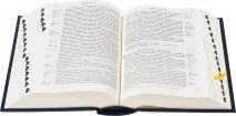 БИБЛИЯ ЭЛИТНАЯ С КОММЕНТАРИЯМИ. С филигранью, топазы. Ручная работа, натуральная кожа, эксклюзивный дизайн /подарочное издание/