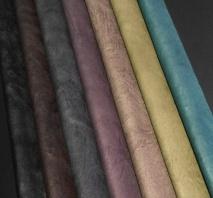 ЧЕХОЛ НА БИБЛИЮ. Фиолетовый цвет, кож. зам. полиуретан, пластик, молния /разные размеры/