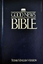 GOOD NEWS BIBLE. Today's English Version. Библия на английском языке