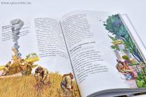 БИБЛИЯ В ПЕРЕСКАЗЕ ДЛЯ ДЕТЕЙ. С цветными иллюстрациями. Овсянников Сергей и Табак Юрий