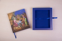 БИБЛИЯ. С полным циклом иллюстраций Гюстава Доре, впервые в мире воспроизведенных в цвете