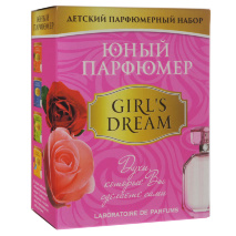 "Набор Юный парфюмер от Master IQ ""GIRL'S DREAM"""