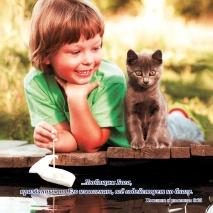Перекидной календарь для детей 2022: Животные