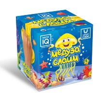 """Игрушка для детей """"МЕДУЗА-СЛАЙМ СДЕЛАЙ САМ"""" /желтый/"""