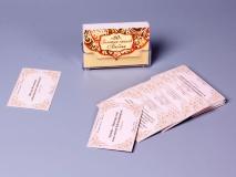 """Карточки """"60 ЗОЛОТЫХ СТИХОВ ИЗ БИБЛИИ"""". С подставкой и папкой из ПВХ /ЗСБ-01/"""